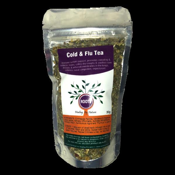 Herbal Tea for Cold & Flu